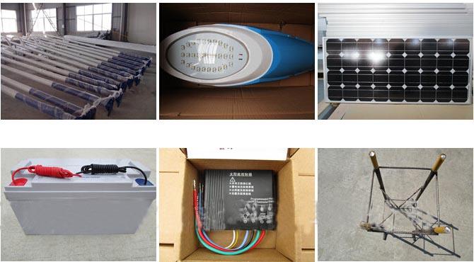 solar wind hybrid lights accessories