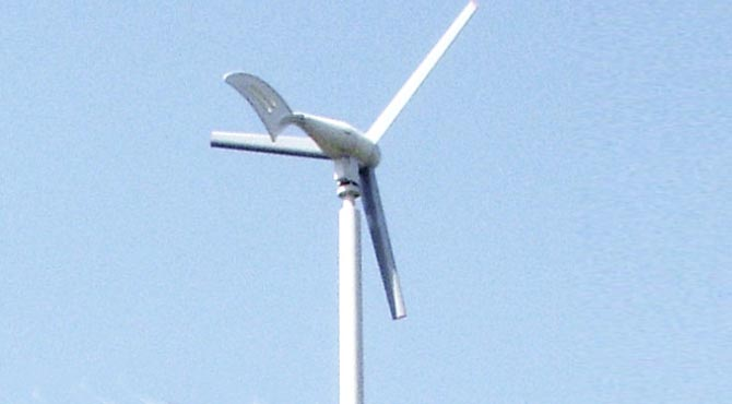 wind turbine hybrid power system