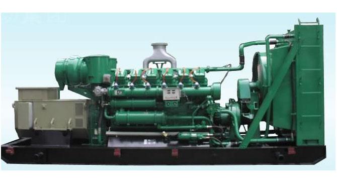 400kW Natural Gas Generator Set B 01