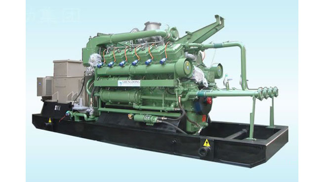 600kW Natural Gas Generator Sets