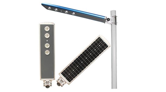 60w solar light for parking lot