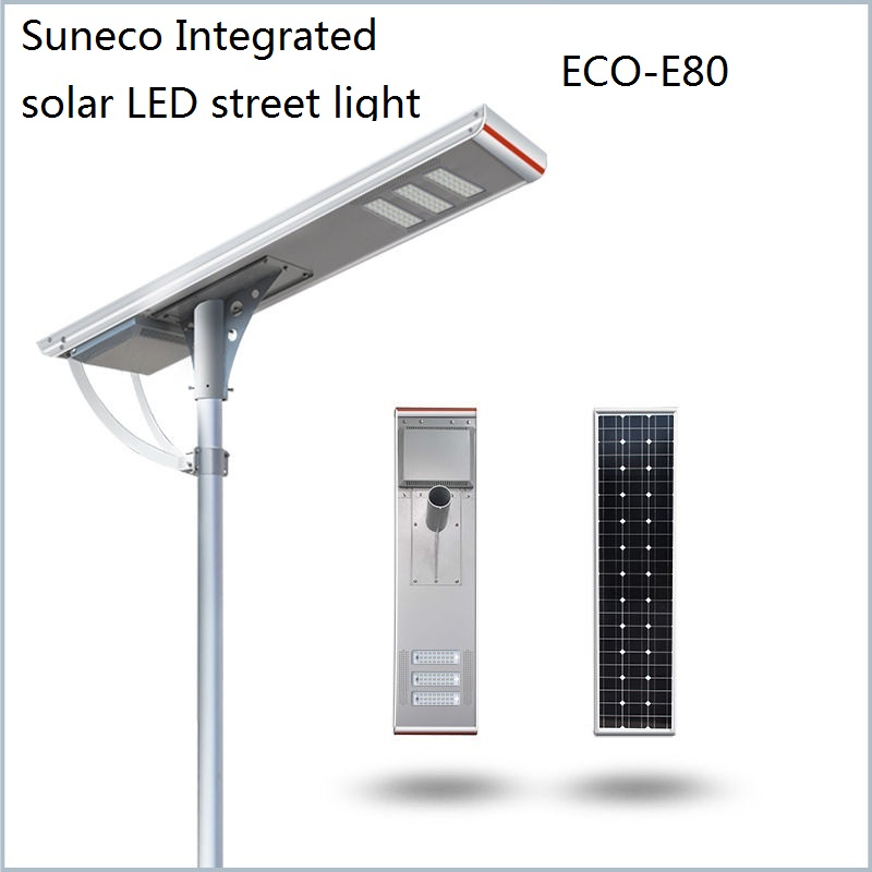 ECO solar lighing 80W