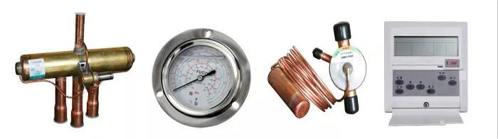 Monobloc heat pump System