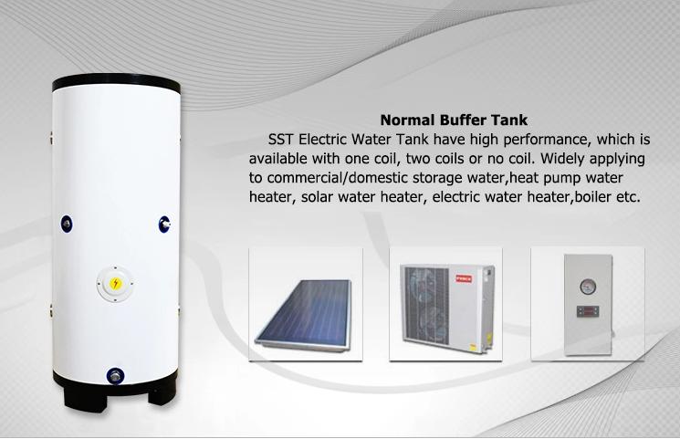 buffer storage tank
