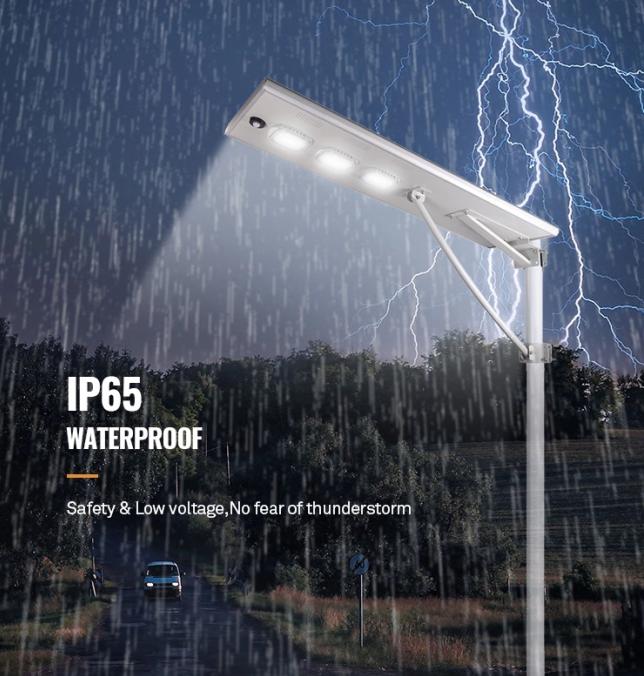 Ip65 waterproof LED street light