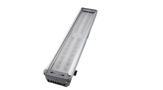 Image of LED tunnel lights